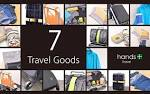 7 Handy Travel Items From hands+ At Tokyu Hands | MATCHA
