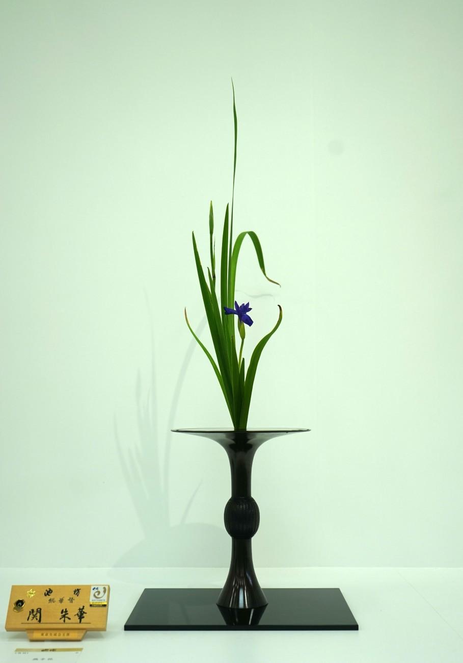 Ikenobo Style Ikebana Exhibitions