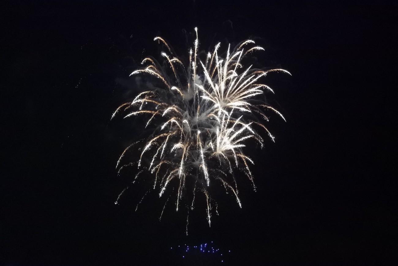 """Menikmati """"Hanabi Taikai"""" Sampai Puas Festival Kembang Api"""