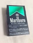 How much is a pack of menthol cigarettes Marlboro
