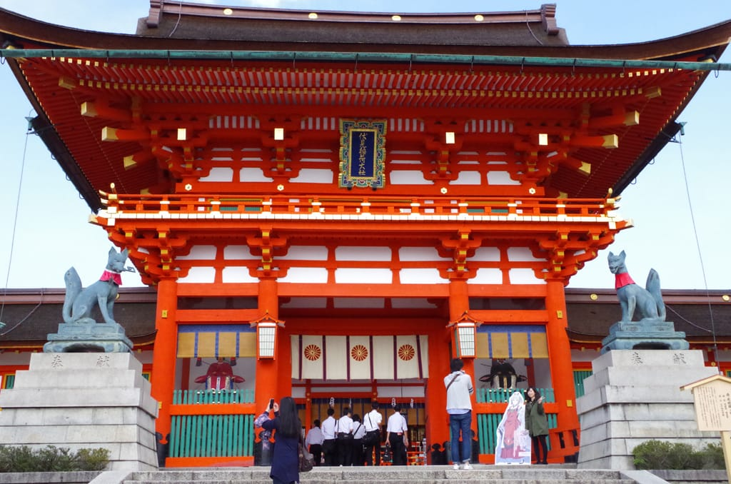 Fushimi Inari Shrine S Senbon Torii The Entrance To Another World