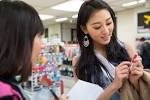 Miss International Contestants Shop At Tokyu Hands - What Did They