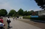 JR上野 公員改劄 國立西洋博物館
