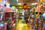 There Is A Wide Array Of Character Goods Aimed At Japanese Children On Sale Ranging From Kamen Rider Ultraman Pretty Cure