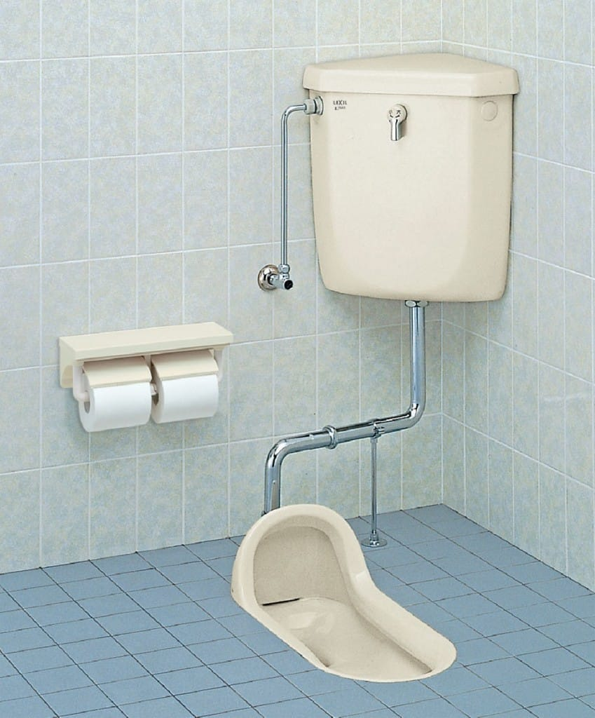 Types Of Modern Toilet