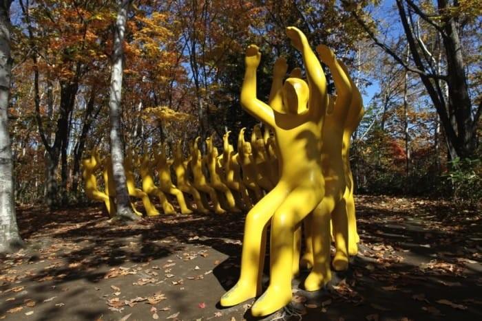 Hokkaido sapporo open air art gallery160819a