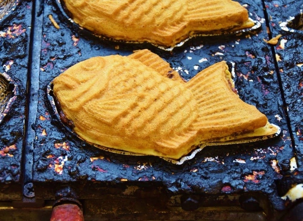 パリッとおいしい絶品(ぜっぴん)たい焼(や)きを「目黒(めぐろ) ひいらぎ」で食(た)べる