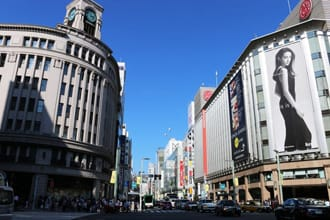<div class='captionBox title'>An Area Guide To Ginza For Emergencies</div>