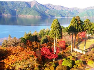 Hakone - 5 Ideal Spots To Enjoy The Autumn Leaves In 2017