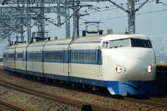 Check Out Japan's First Shinkansen at Kawasaki World in Kobe!