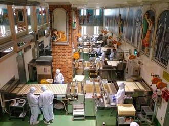 เยี่ยมชมโรงงานช็อกโกแลต ชิโรอิ โคอิบิโตะ (Shiroi Koibito Park) ซัปโปโร