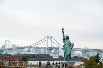 【東京景點】家族旅遊一日遊推薦--台場行程