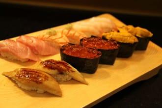 【銀座美食】高級壽司吃到飽!創業近百年的築地玉壽司