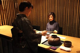【東京.銀座】來歌舞伎座的「壽月堂」品茗道地的日本茶