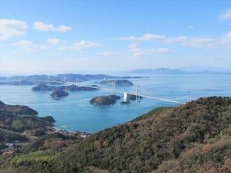 <div class='captionBox title'>前所未有的絕景  連接著瀨戶內海島嶼群的長橋-「島並海道」</div>