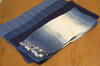 美しいJAPAN BLUEに魅了される、徳島県の特産「阿波藍」とは?