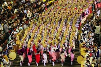 阿波踊りにラフティング、徳島県だから体験できる6つのこと