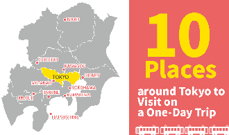 Top 10 Destinations For A Day Trip From Tokyo