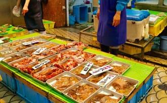 とれたての海の幸を味わう!兵庫明石・魚の棚商店街
