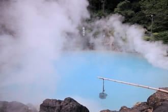 Pemandian Air Panas Nomor Satu di Jepang: Beppu, Oita