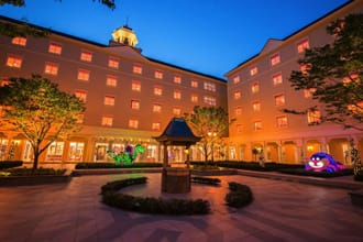 Enjoy a Charming Stay at the Tokyo Disney Celebration Hotel!