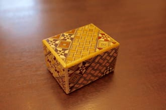Get Gorgeous Wooden Craft Items At Hakone Yosegi-zaiku Kiro
