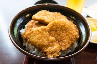 Sweet, Salty and Addictive! Tare Katsudon In Niigata City