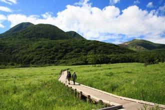 「โคโคโนเอะ」เมืองแห่งอุทยานแห่งชาติ 4 ฤดูกาลในโออิตะ
