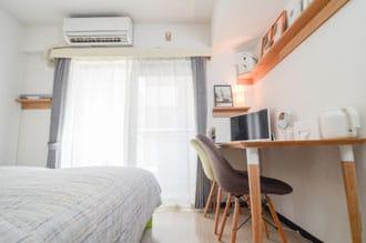 體驗日本住宅區的生活形式,台灣人經營的民宿『新宿周圍篇』