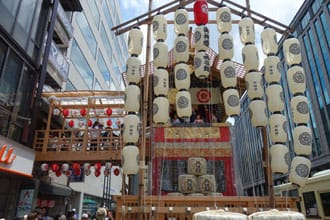 <div class='captionBox title'>【2019年】『京都』品嚐歷史的韻味 祇園祭兩天一夜深度之旅</div>