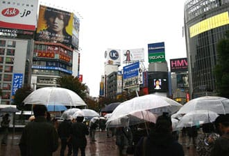 July And October - All About Japan's Typhoon Season