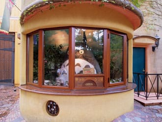 <div class='captionBox title'>The Ghibli Museum In Mitaka - Welcome To The World Of Ghibli!</div>