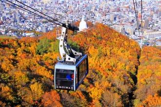 迎接最早的浪漫紅葉! 5個北海道人氣賞楓景點