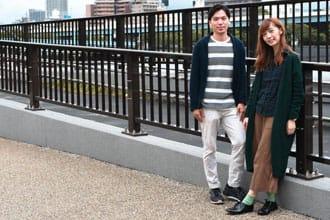 東京天氣9月10月服裝穿搭示範(關東天氣篇)