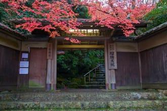 京都 瑠璃光院 (るりこういん) - 芸術的な紅葉が、そこにはある