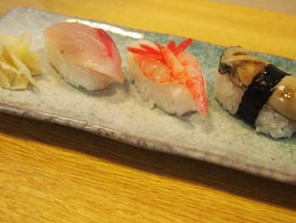 Feast Yourself With Noto's Freshest Seafood at Janome Sushi