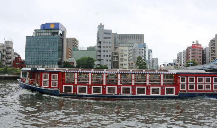 Get the Most Out of Transportation in Asakusa