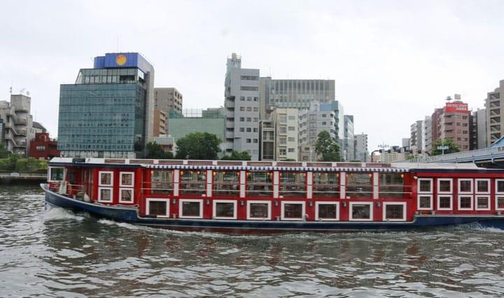 浅草発! 水上バスで行く「水の街」東京クルーズ