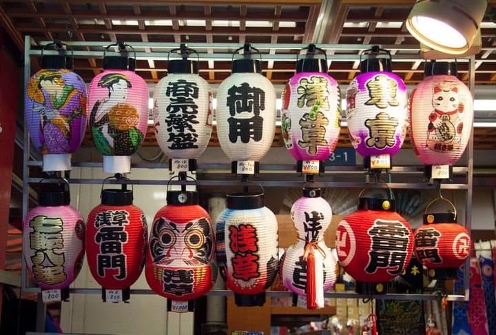 8 Rekomendasi Oleh-Oleh dari Nakamise-dori Asakusa