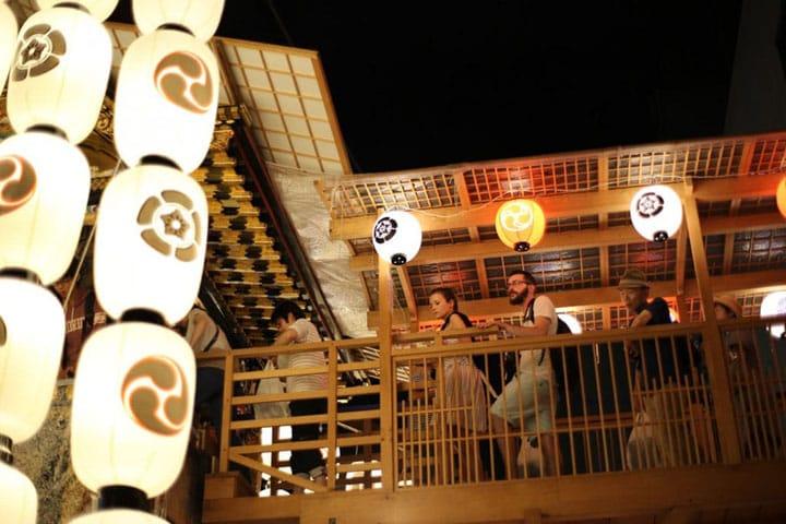 安靜地慢慢享受京都「祇園祭」下旬後祭推薦
