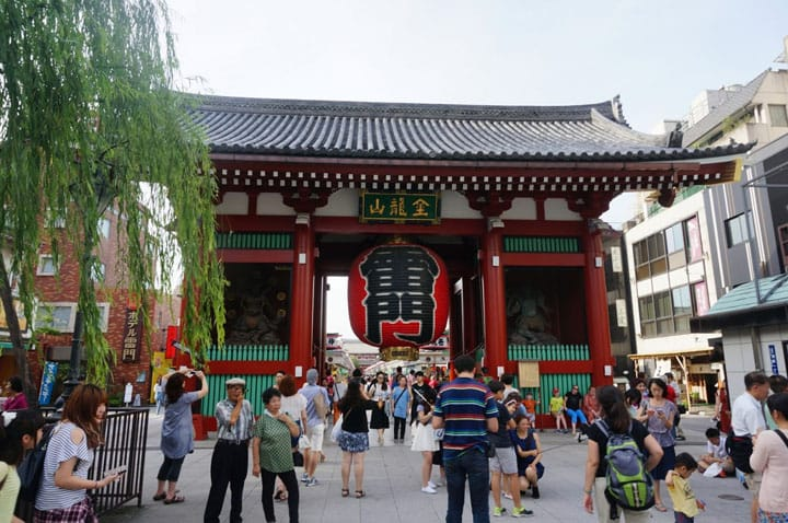 How To Reach Asakusa From Major Stations In Tokyo