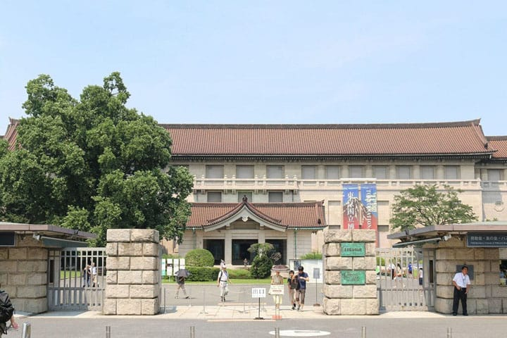 Spend The Day Learning: The 6 Museums Of Ueno Park