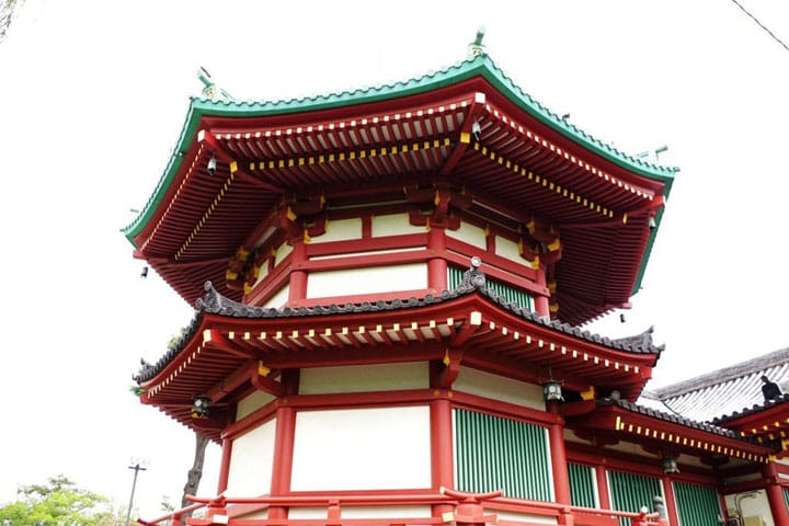 Bentendo: Exploring Ueno's Hexagonal Tower