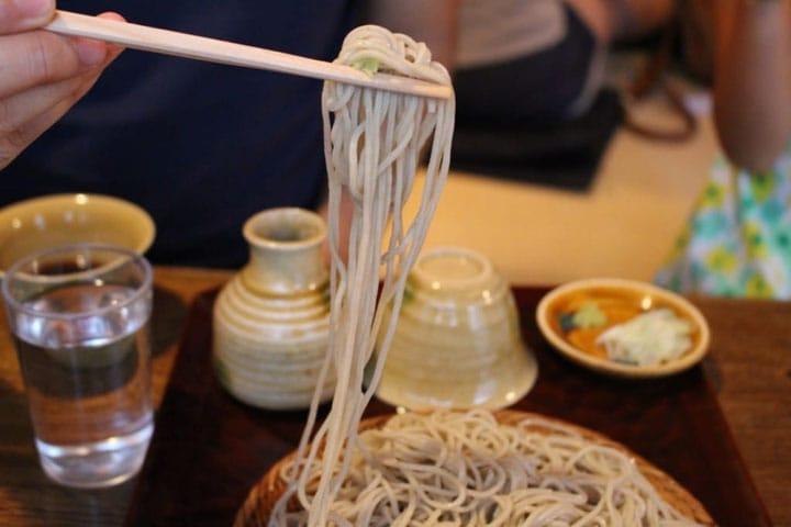 【浅草·並木藪蕎麦】100年,一直被深爱的日本荞麦面名店