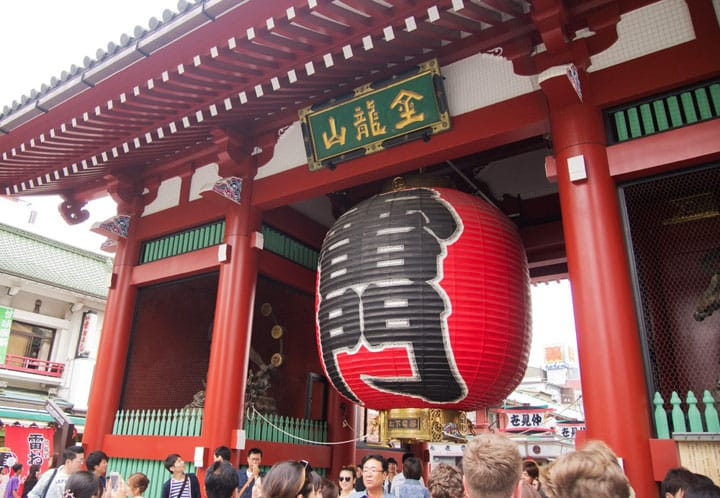 Sensoji Temple - The Highlights Of Tokyo's Oldest Temple