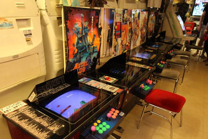 Let's Go! 7 Akihabara Game Centers