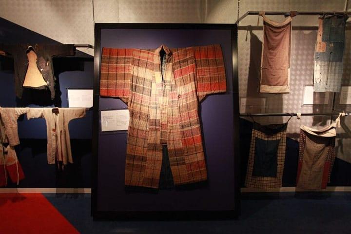 【浅草·布文化和浮世绘美术馆】 透过衣物感受「生命的联系」