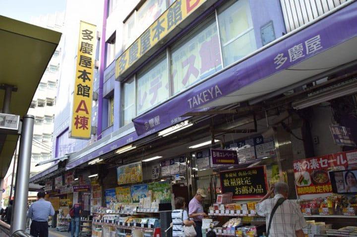 訪日旅行者が集まる上野の穴場ショッピングスポット「多慶屋」って?