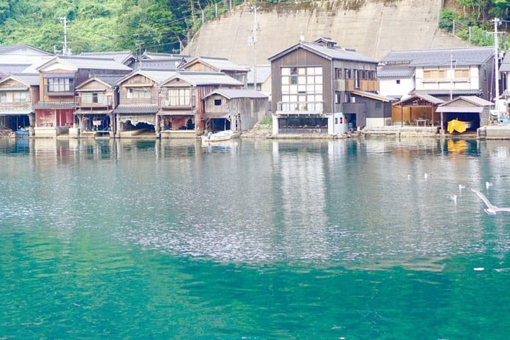 Ine - A Small, Quiet Fishing Town In Kyoto