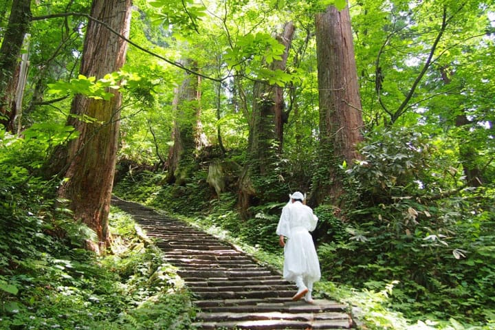Dive into Ancient Japanese Sprituality at Yamagata's Mount Haguro